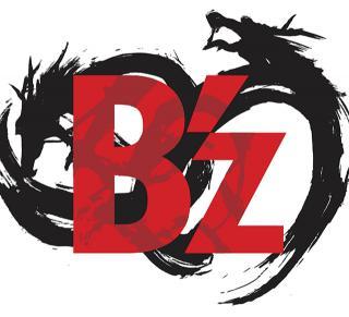B'z 画像