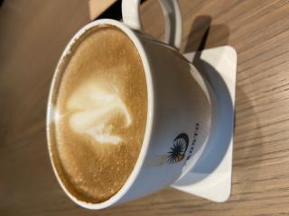 コーヒーブレイク。画像