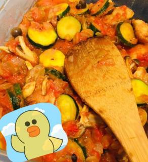 トマト煮込み画像
