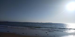 海は広いな大きいな〜画像