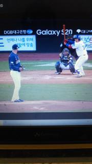 韓国野球開幕うううう!画像