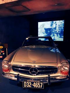 歴代の車について画像