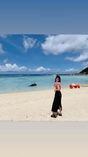 大好きな沖縄にて画像