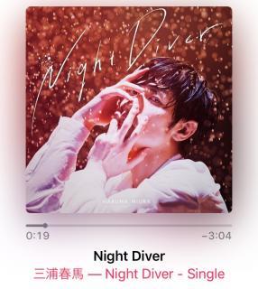 Night Diver画像