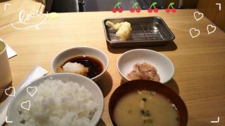 お気に入りの天ぷら屋さん画像