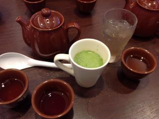 バーミヤン 中国茶画像