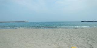 穏やかな海画像