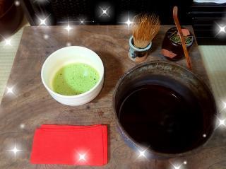 🍀✨茶道でコロナ対策✨🍀画像