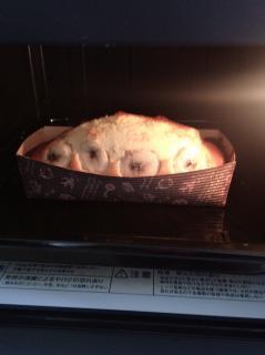 バナナケーキ画像