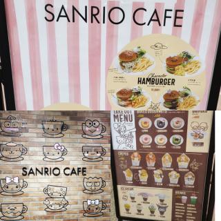 Sanrio cafe (・∀・)ノ画像