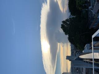 綺麗な雲画像