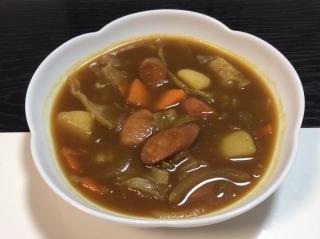カレースープ(・ω・)画像