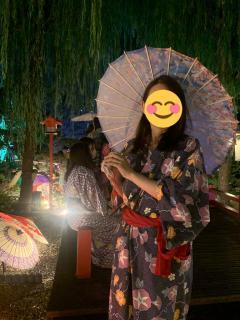 初めての大江戸温泉(^-^)画像