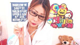 白衣でハロウィン♪画像