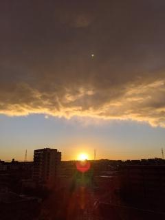 今回は。。。朝日!!画像