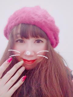 紫★ベレー帽画像
