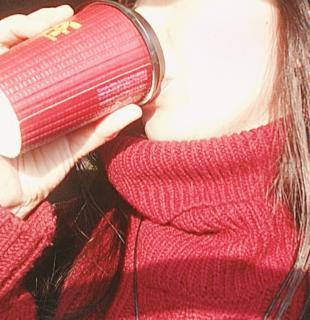 朝のコーヒー画像