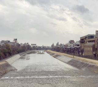 男と女の川。画像
