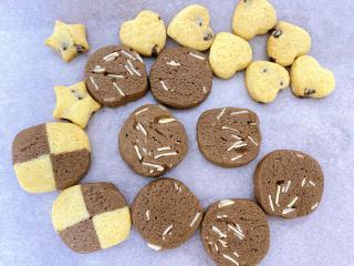 クッキー焼きました(*•̀ㅂ•́)و✧画像