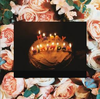 誕生日おめでとうございます‼️画像