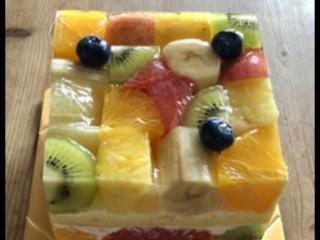 フルーツケーキがすき画像