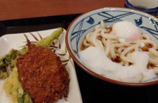 🎀丸亀製麺ー🎀画像