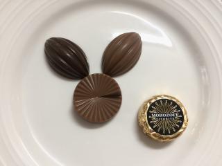 うさぎさんのチョコ画像