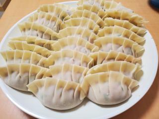 柚の日常〜餃子ギョウザぎょうざ〜画像