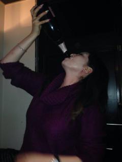😡ヤケ酒🍾 ('-'🍾 )😡画像