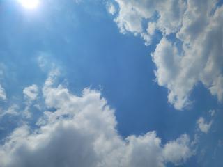 いいお天気!画像