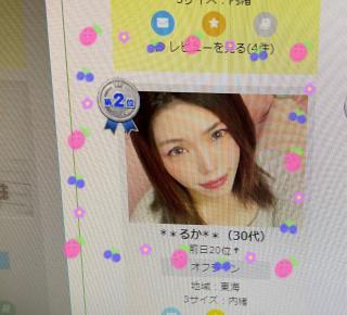 ランキングIN☆画像