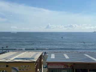 海は、広いな〜画像