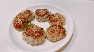 和風豆腐ハンバーグ画像
