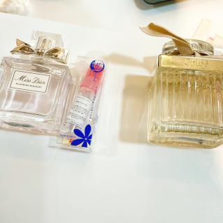 最近の香水💄画像