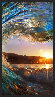 海の謎画像