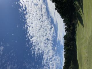 ゴルフ日和画像