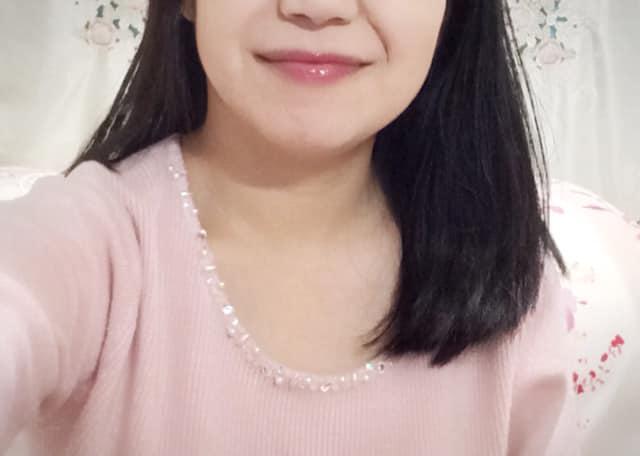 新しい髪形、似合いますか?