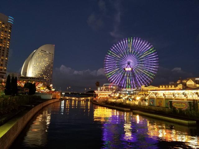 横浜みなとみらい(*^_^*)