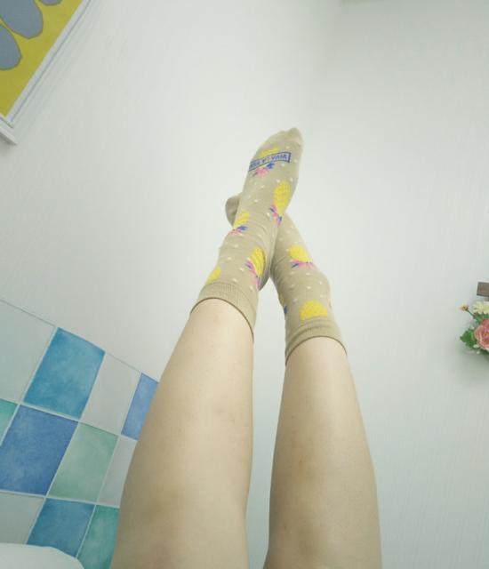 ユニークな靴下☆