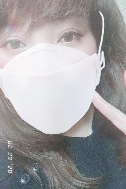 マスクがありません。