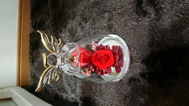 ブリザードのお花★